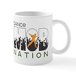 Dance Mob Nation Mug