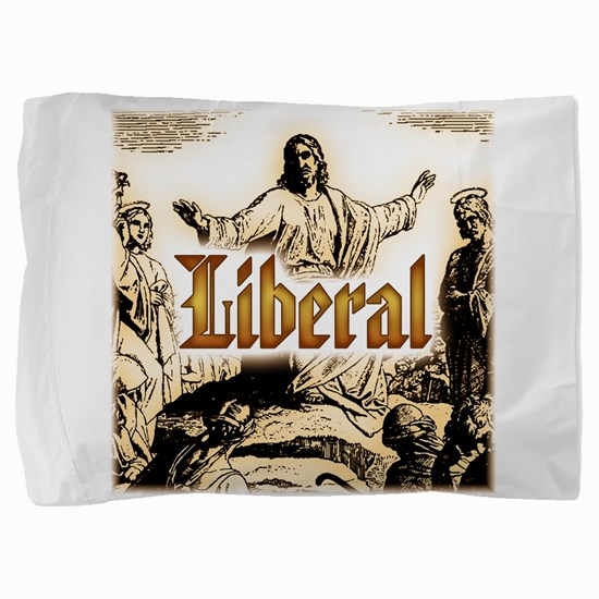 Jesus square.png Pillow Sham