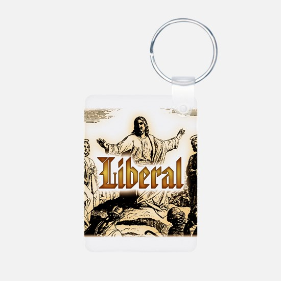 Jesus square.png Keychains