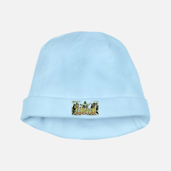 Jesus square.png Baby Hat