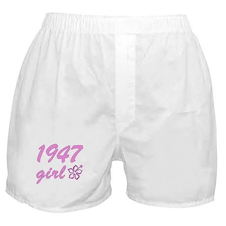 1947 Girl Boxer Shorts
