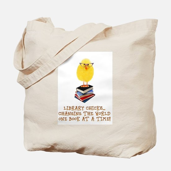 Unique Librarians Tote Bag