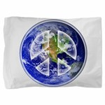 Peace on Earth Pillow Sham