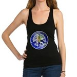 Peace on Earth Racerback Tank Top