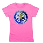 Peace on Earth Girl's Tee