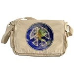 Peace on Earth Messenger Bag