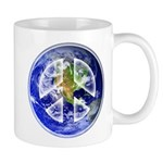 Peace on Earth 11 oz Ceramic Mug