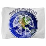 Peace on Earth II Pillow Sham