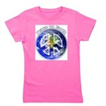 Peace on Earth II Girl's Tee