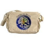 Peace on Earth II Messenger Bag