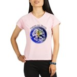 Peace on Earth II Performance Dry T-Shirt
