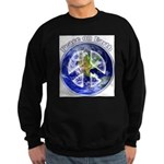 Peace on Earth II Sweatshirt (dark)