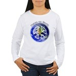 Peace on Earth II Women's Long Sleeve T-Shirt
