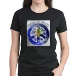 Peace on Earth II Women's Dark T-Shirt