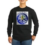 Peace on Earth II Long Sleeve Dark T-Shirt
