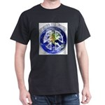 Peace on Earth II Dark T-Shirt