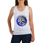 Peace on Earth II Women's Tank Top