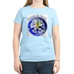 Peace on Earth II Women's Light T-Shirt