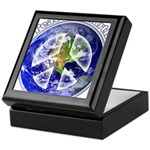 Peace on Earth II Keepsake Box