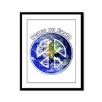 Peace on Earth II Framed Panel Print
