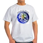 Peace on Earth II Light T-Shirt