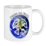Peace on Earth II 11 oz Ceramic Mug