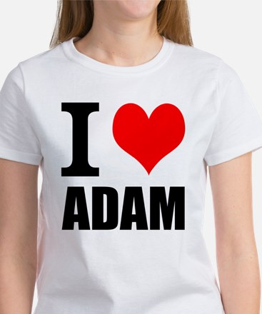 I Heart Adam Women's T-Shirt