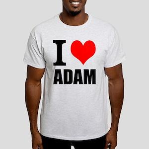 I Heart Adam Light T-Shirt