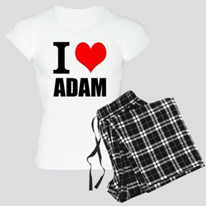 I Heart Adam Women's Light Pajamas