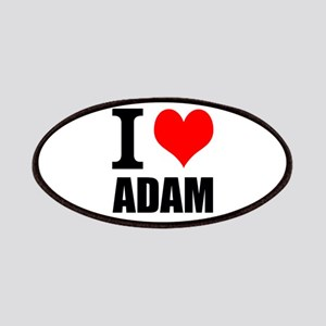 I Heart Adam Patches