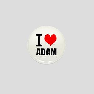 I Heart Adam Mini Button