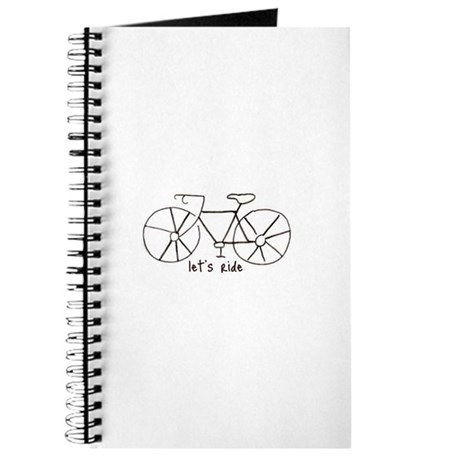 """""""Let's Ride"""" Journal"""