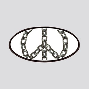 peace chain Patch