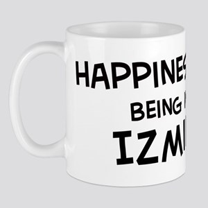 Happiness is Izmir Mug