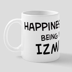 Happiness is Izmir Mug