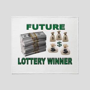 WINNER Throw Blanket