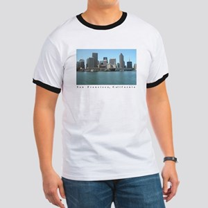 San Francisco Waterfront Gifts  Ringer T