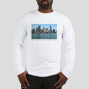 San Francisco Waterfront Gifts  Long Sleeve T-Shir