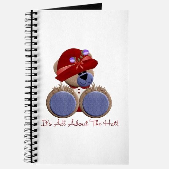 RedHat TeddyBear Journal