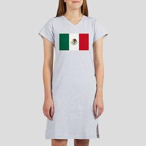 Mexico Women's Nightshirt