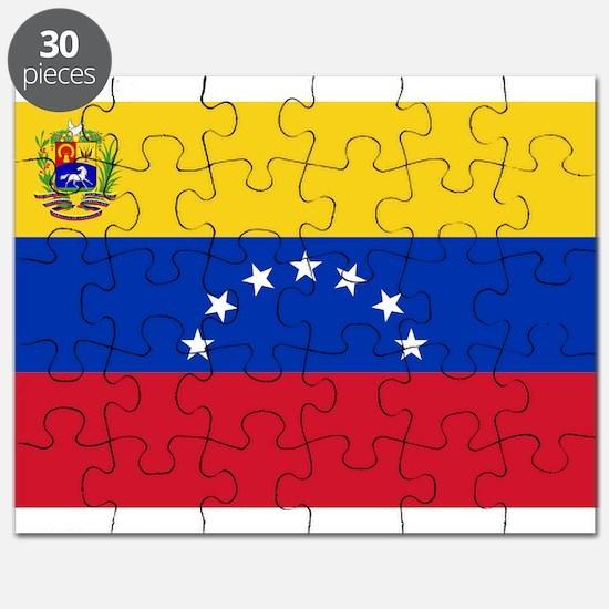 Venezuela Puzzle