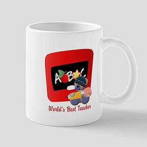 Teacher TeddyBear Mug