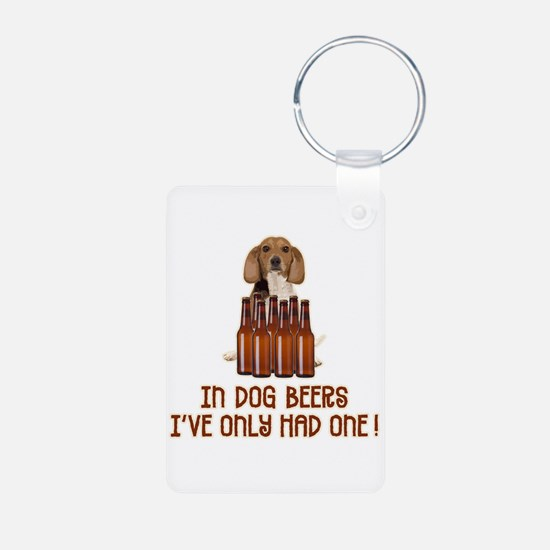 Dog Beers - Keychains