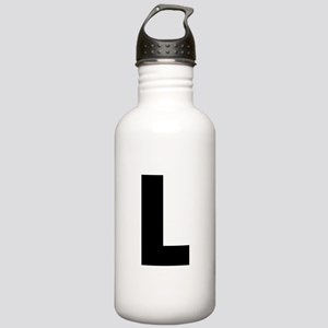 Letter L Stainless Water Bottle 1.0L