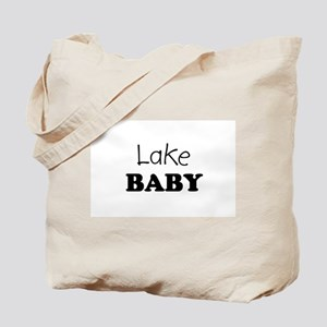 Lake baby Tote Bag