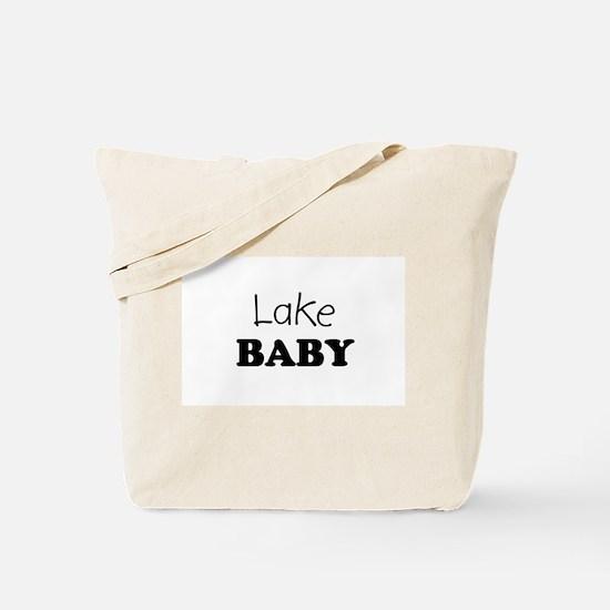 Lake baby Tote Bag