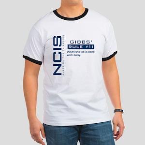 NCIS Gibbs' Rule #11 Ringer T