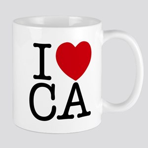 I Heart California Mug