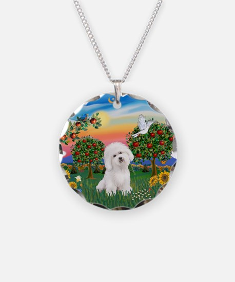BrightCountry-Bichon#1 Necklace