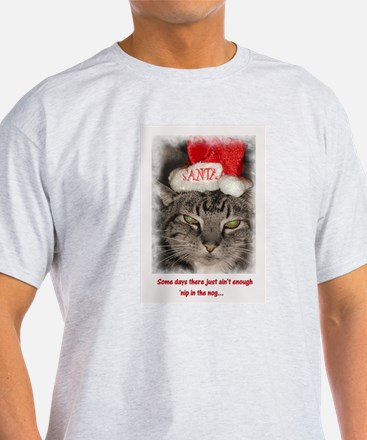 Catnip Christmas T-Shirt